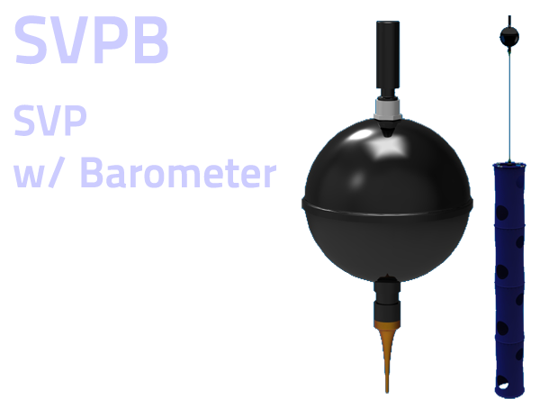 SVP Drifting Buoy with Air Pressure Port (SVP-B)